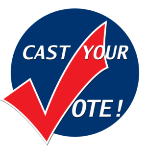 Cast your vote