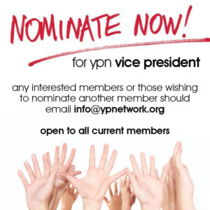 VP Nominations_Announce1_eBlast