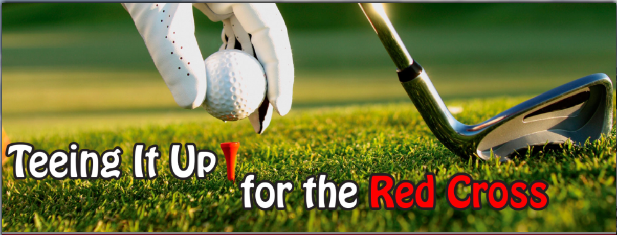 Teeing It Up for the Red Cross