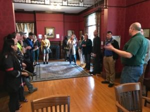 Governor Mansion Tour